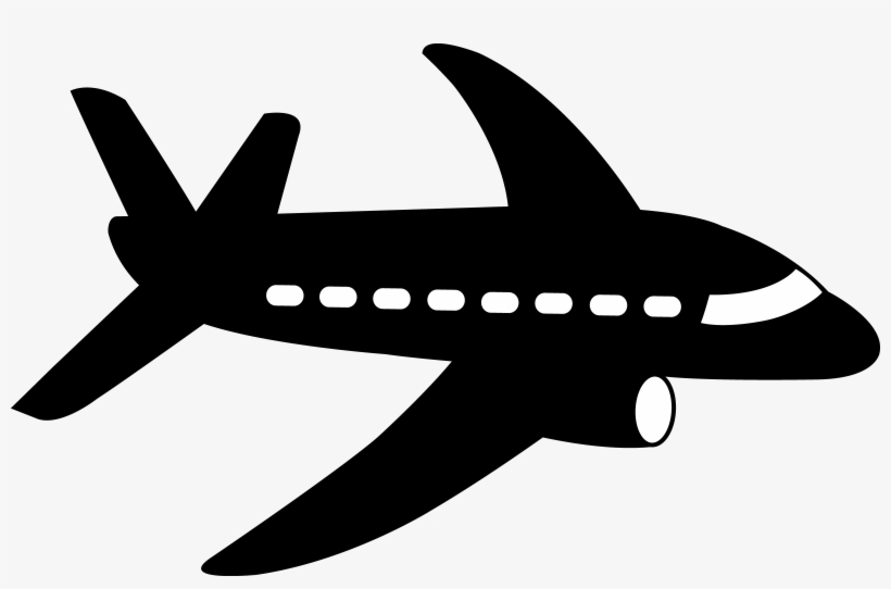 flying transparent airplane clipart png