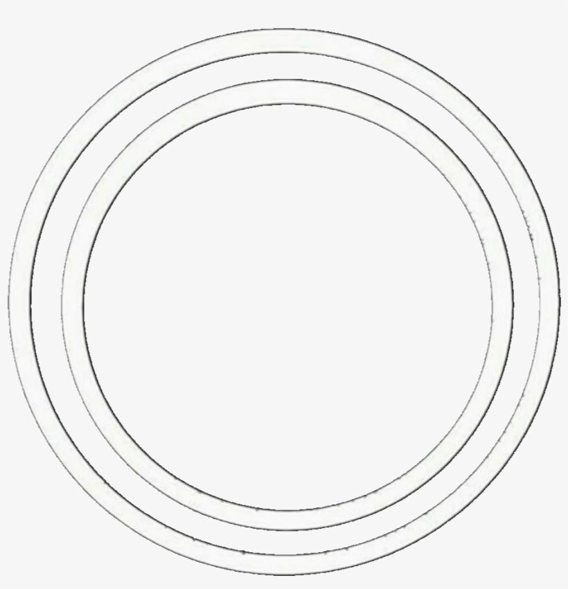Circle Circles Overlay Overlays Icon Tumblr Aesthet - Circle