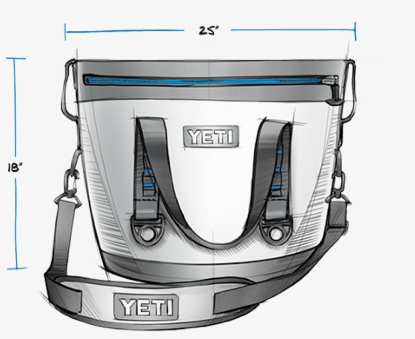 Yeti Hopper Two 30 Personal Cooler - Yeti Hopper Two 30
