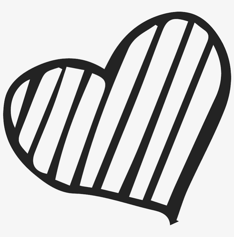 Hand Drawn Heart Gold Foil Heart Png Transparent Png 800x800