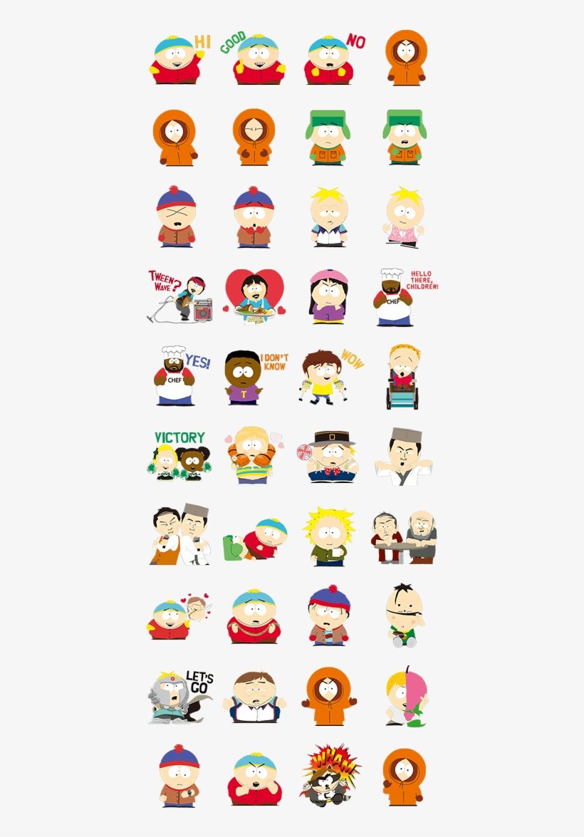 Previous South Park Whatsapp Stickers Transparent Png 420x1121 Free Download On Nicepng