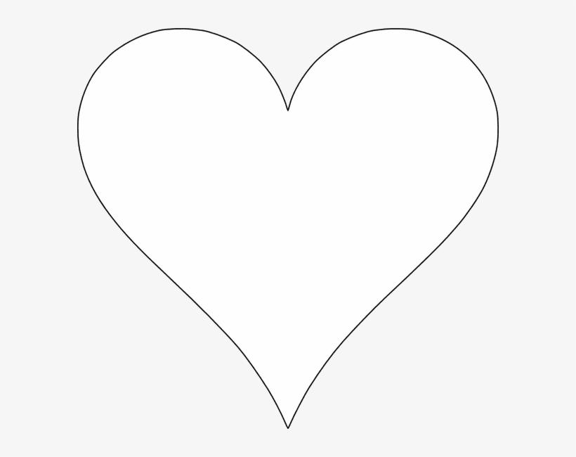 Heart Shapes Template Shape Templates Book Folding Okul Oncesi