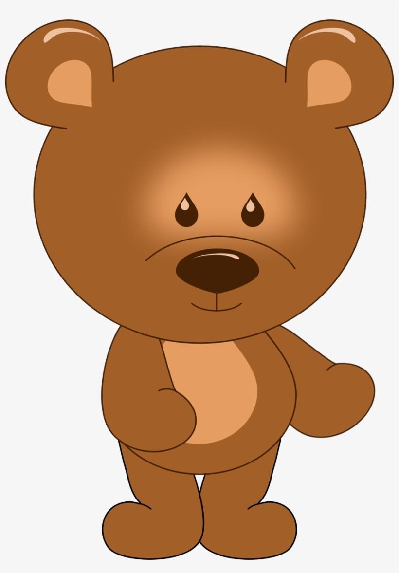 медведь мультяшный картинки пнг только