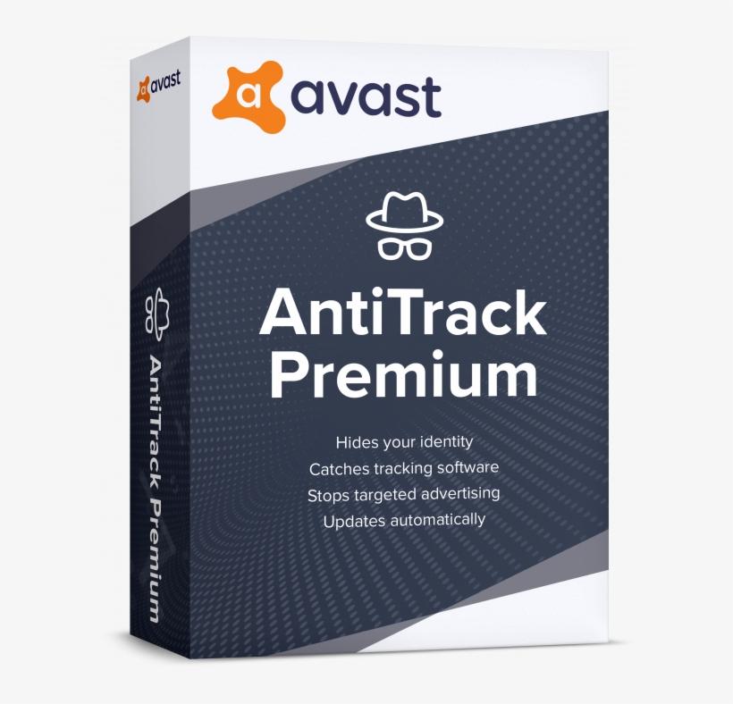 Avast Antitrack Premium Key Transparent PNG - 600x708 ...