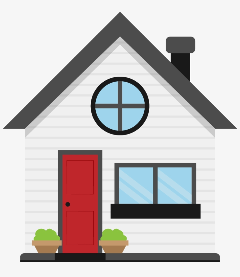Home Clipart Png Image - Clipart Cartoon House Png Transparent PNG - 810x867 - Free Download on NicePNG