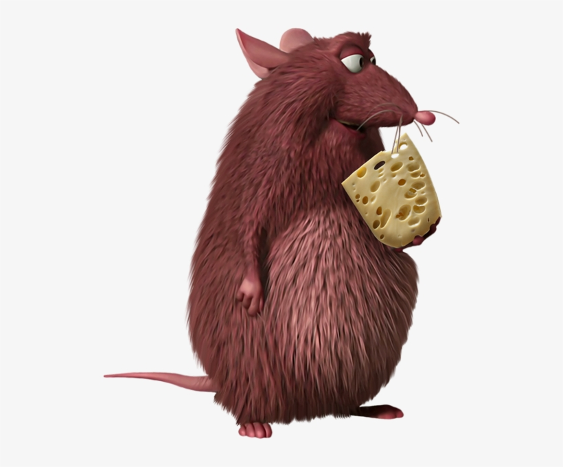 Ratatouille Characters Rats Png Transparent Png 520x600 Free Download On Nicepng