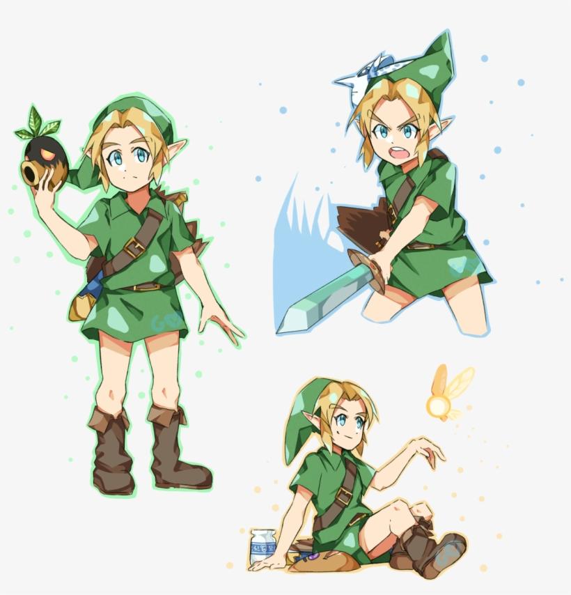 Smash Bros Young Link Link Zelda Loz Legend Of Zelda Young