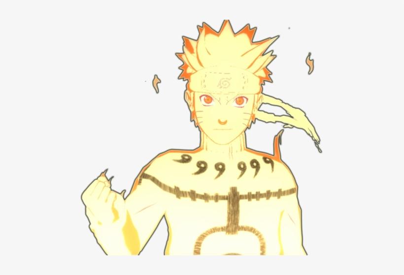 Chakra Mode Naruto - Naruto Storm Generations Play 3