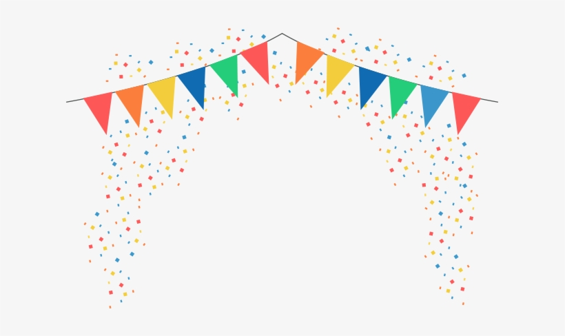 Play Valley Confetti Happy Birthday Png Transparent Png