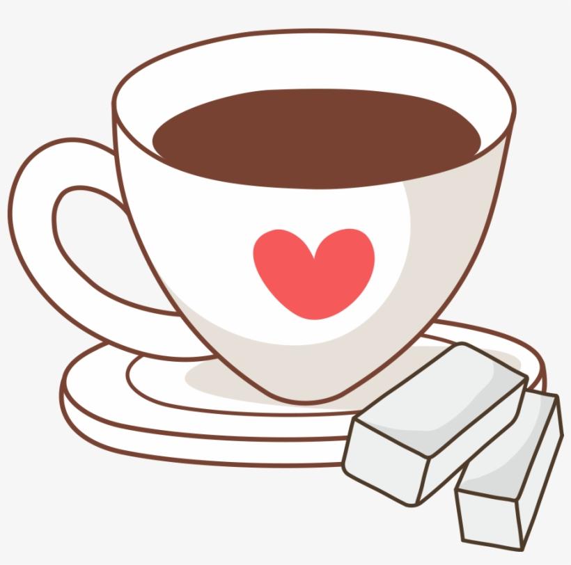 Clip Transparent Download Cup Tea Cafe Clip Art A Of ...