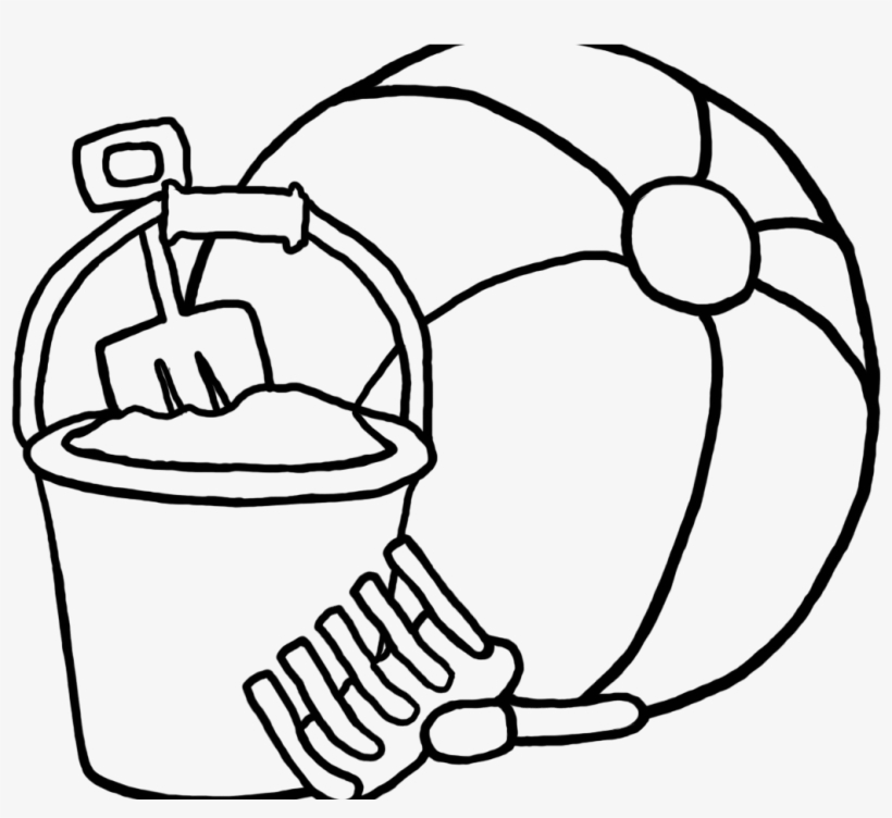 Ball Coloring Pages Ball Coloring Pages Beach Ball August Clip Art Transparent Png 1208x900 Free Download On Nicepng