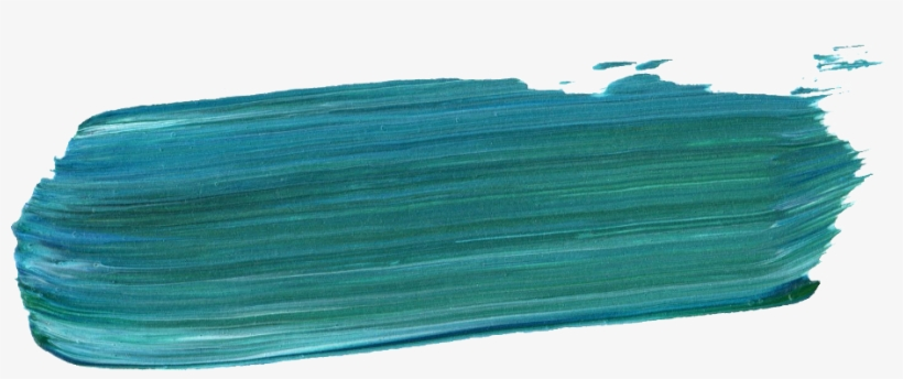 Blue Paint Stroke Png Turquoise Paint Stroke Png Transparent Png 921x342 Free Download On Nicepng