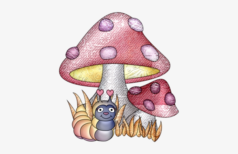 Svg Free Download Dessins Champignons Mushrooms Pinterest