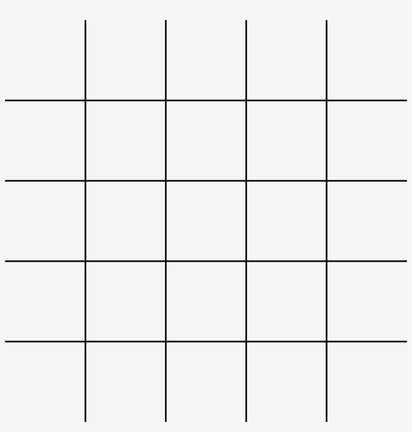 Square Grid Png - Garis Garis Kotak Png Transparent PNG