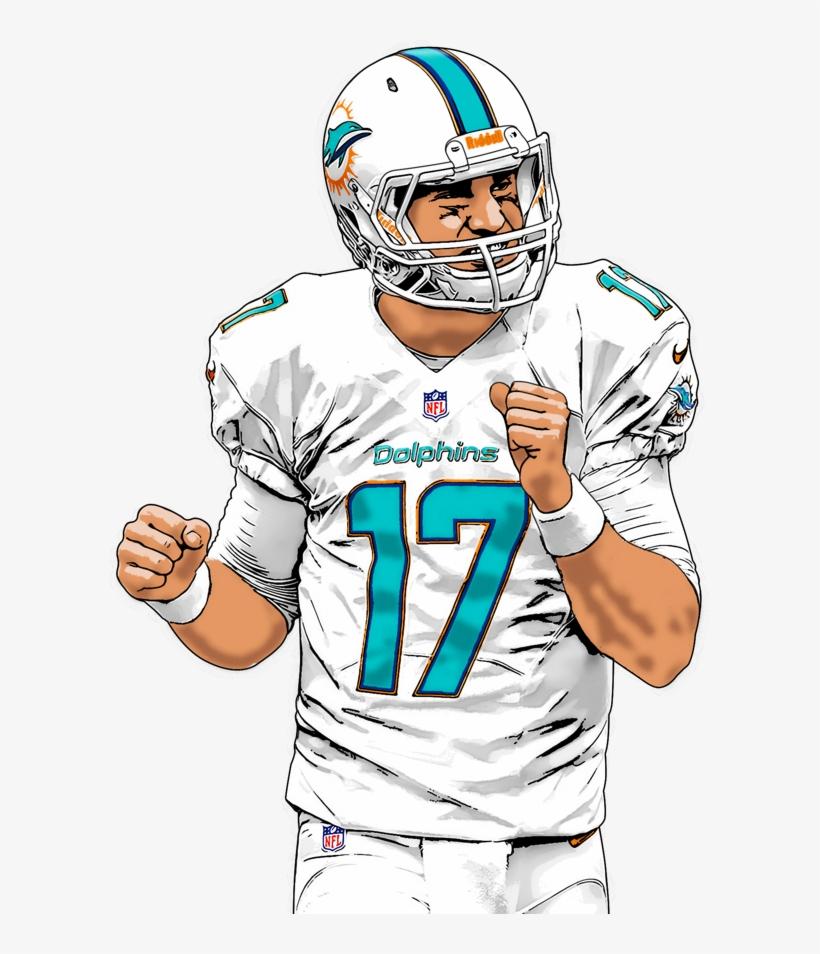 17 Qb Ryan Tannehill Miami Dolphins - Miami Dolphins
