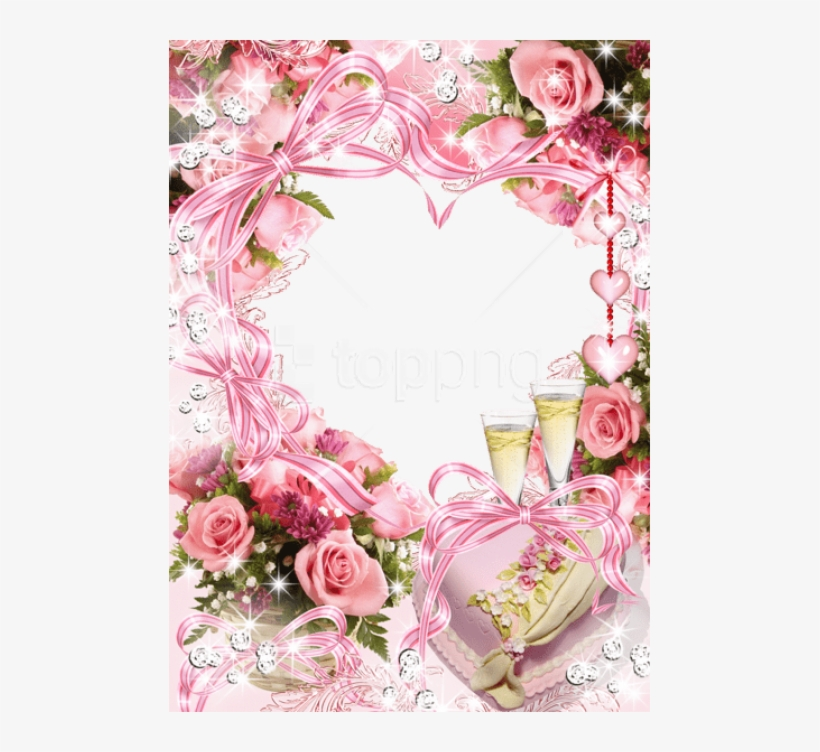 Free Png Wedding Anniversary Transparent Frame Background