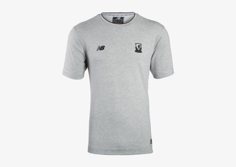 666fddd4be16c New Balance Liverpool T Shirt Transparent PNG - 621x621 - Free ...