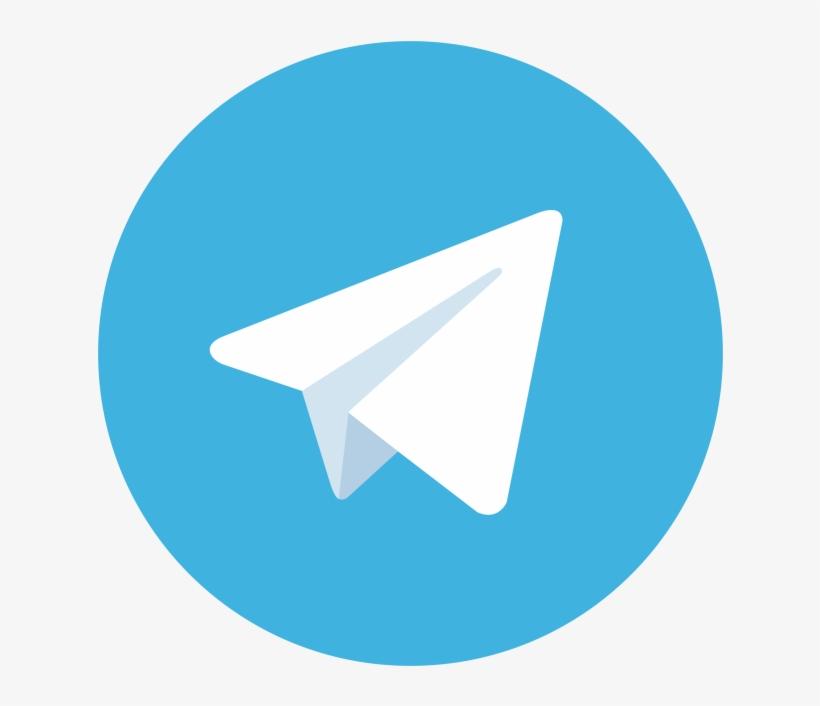 Telegram Logo Png Transparent PNG - 715x715 - Free Download on NicePNG