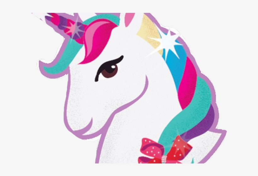 Unicorn Clipart Gambar - Jojo Siwa Unicorn Coloring Pages Transparent PNG -  640x480 - Free Download On NicePNG