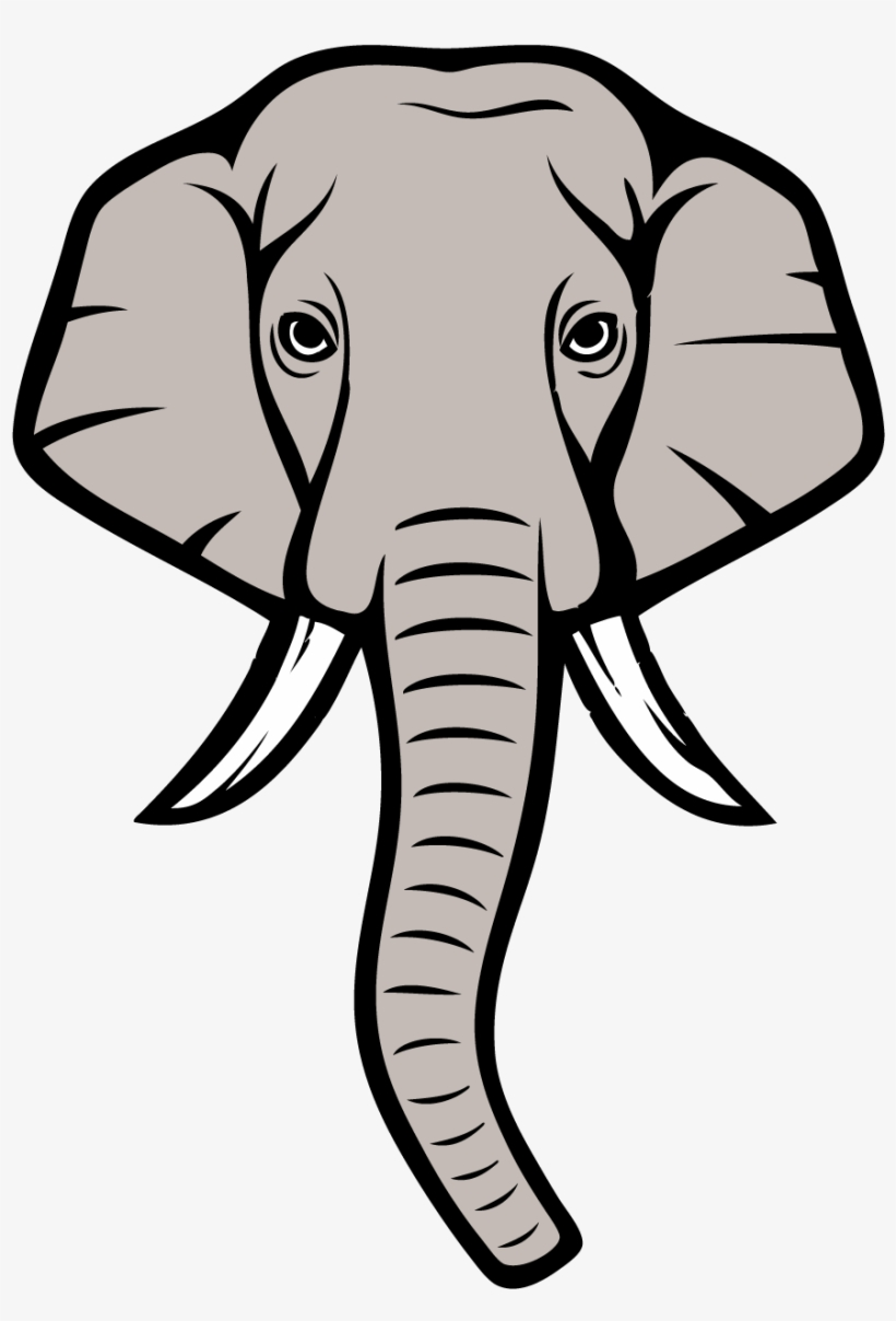 Elephant Head Asian Elephant Face Drawing Transparent Png 927x1300 Free Download On Nicepng