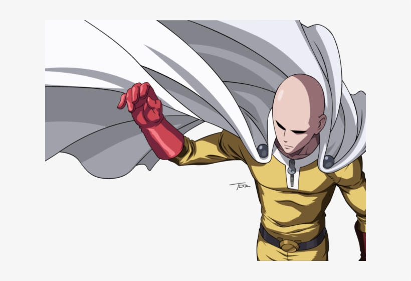 One Punch Man Clipart Saitama One Punch Man Transparent Png 640x480 Free Download On Nicepng