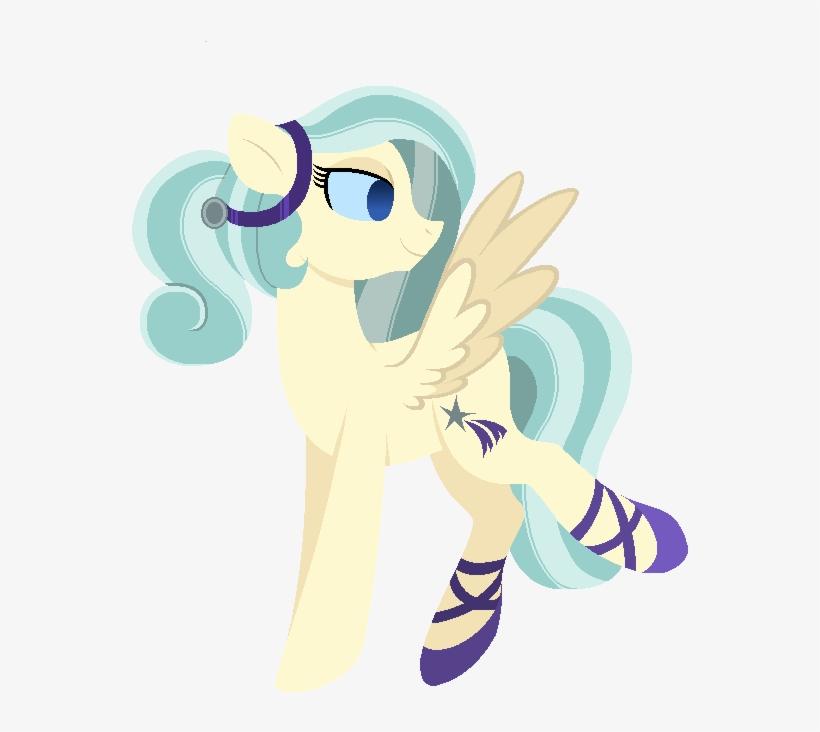Mlp Fluttershy And Thunderlane Daughter - Mlp Next Gen