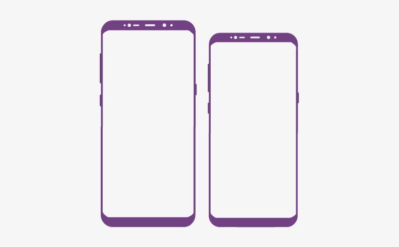Muvit Etui Folio pour Galaxy S8
