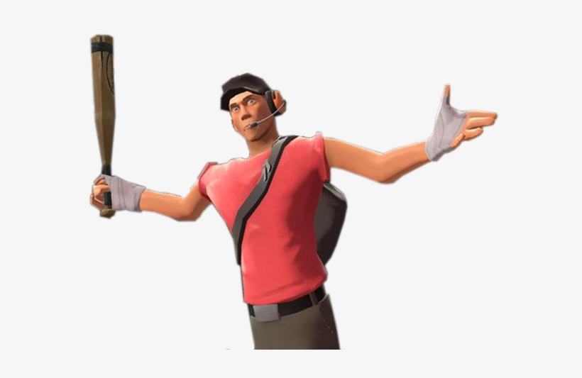 Scout Team Fortress 2 Scout Transparent Png 589x453 Free Download On Nicepng