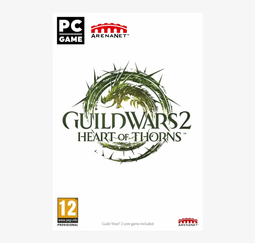 951 9512709 guild wars 2 heart of thorns serial key