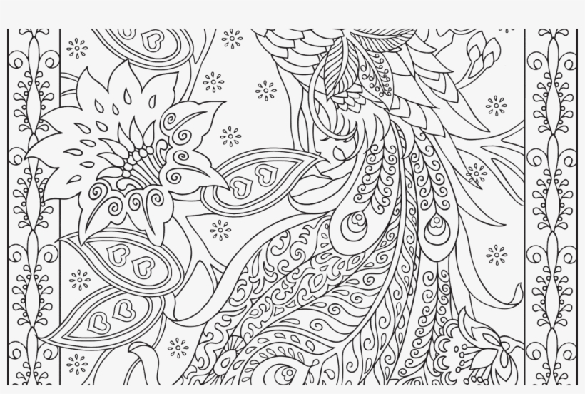 Coloring Pages Staggering Free Sheets Pdf Photo Ideas Raskraska Pavlin Transparent Png 1440x900 Free Download On Nicepng