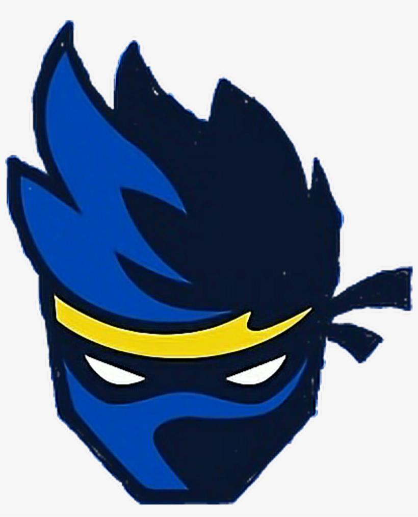 #ninja Fortnite - Ninja Streamer Symbol Transparent PNG ...