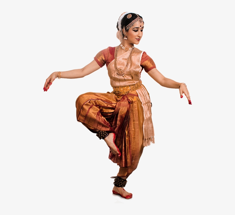 Woman From Kalanidhi Dance Performing Classical Indian Performance Transparent Png 520x670 Free Download On Nicepng
