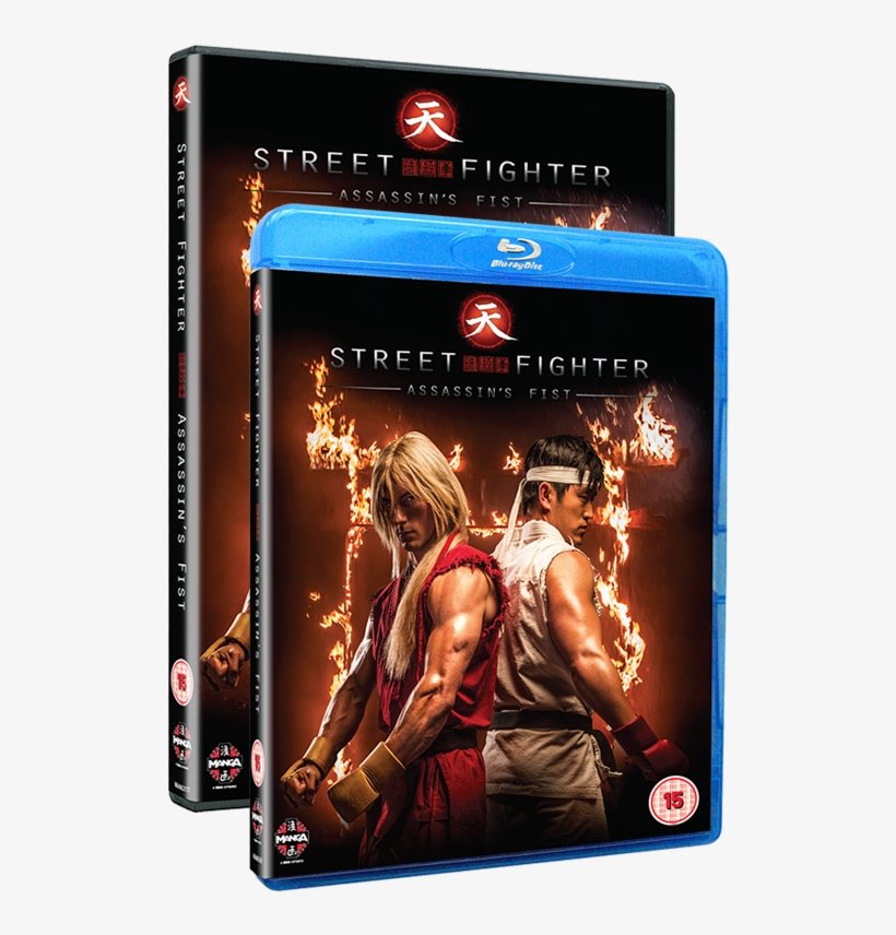 Assassin S Fist Movie Street Fighter Assassins Fist 2014 Transparent Png 530x795 Free Download On Nicepng
