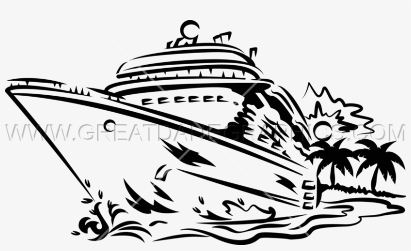 Clip Art Library Collection Of Black And White High Cruise Ship Clipart Black And White Transparent Png 825x464 Free Download On Nicepng