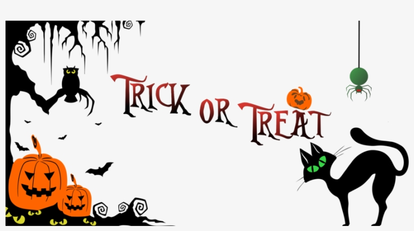 Halloween Trick Or Treat Clipart.Download Halloween Banner Png Clipart Halloween Trick Trick Or Treat Halloween Clip Art Transparent Png 900x450 Free Download On Nicepng