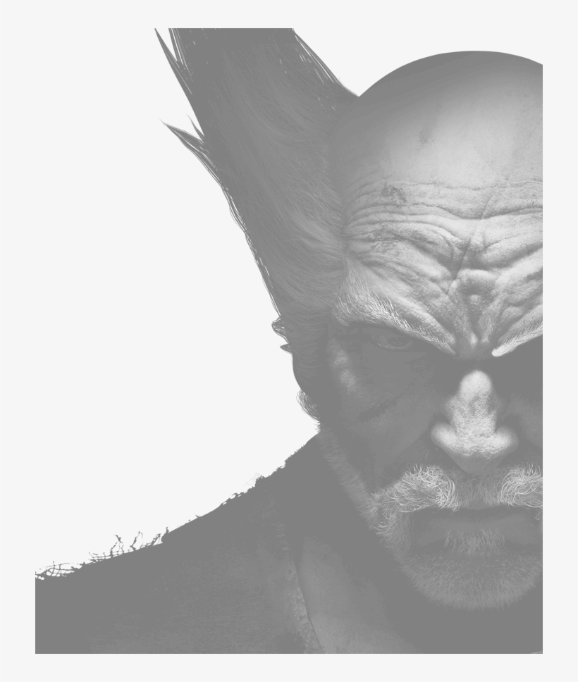 Heihachi Mishima Wallpaper Hd Transparent Png 720x888 Free Download On Nicepng