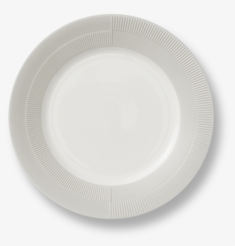 Plate - Top View White Bowl Png@nicepng.com