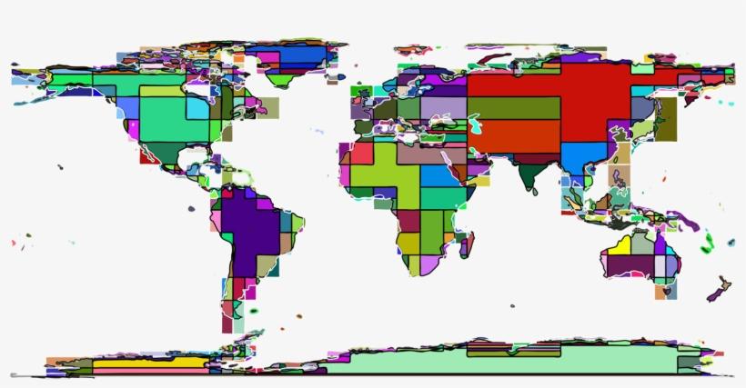 Contiguous United States Time Zone World U - Borneo And ...