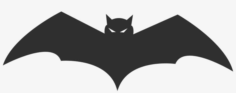 Bat Silhouette Morcego Do Batman Em Png Transparent Png