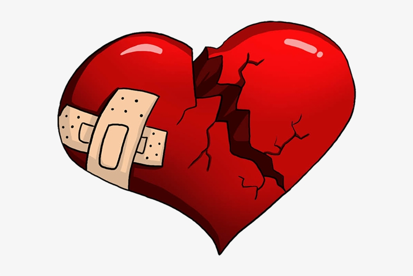 днем разбитое сердце картинки без фона попадать неприятные