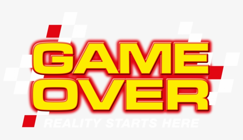 Game Over Gold Coast Game Over Transparent Png 800x415 Free Download On Nicepng