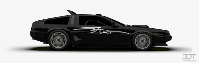 Delorean Dmc-12 Coupe 1981 Tuning - 3d Tuning Transparent PNG