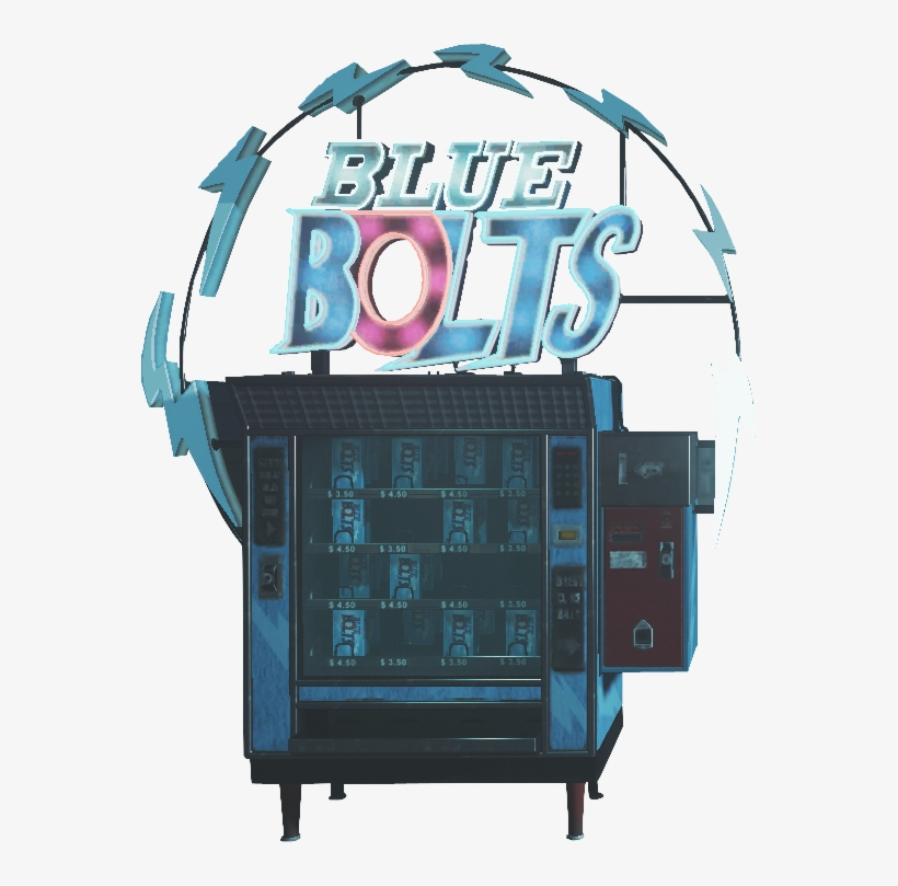 Blue Bolts Perk Machine Iw Zombie Spaceland Perk Machines Transparent Png 561x729 Free Download On Nicepng