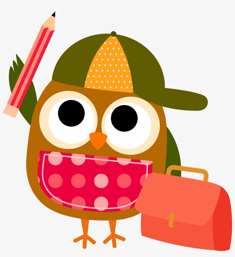 Reading Owl Clipart Collection - Owl School Clip Art ... (820 x 899 Pixel)