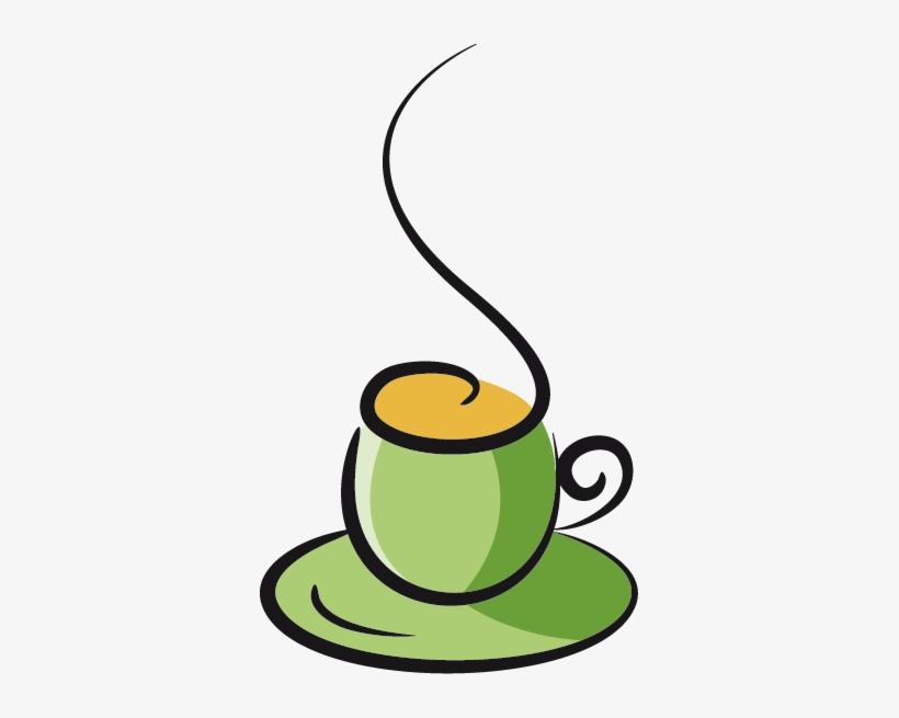 Taza De Cafe Dibujo Png