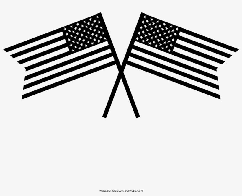 Bandera De Estados Unidos Página Para Colorear Restaurant Close