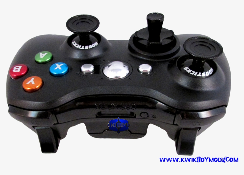 Black Xbox Controller Png Pro Black Xbox 360 Controllerblack