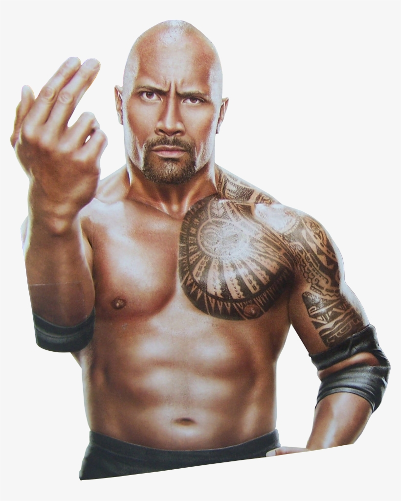 The Rock Png Rock Wwe Png Transparent Png 779x944 Free Download On Nicepng