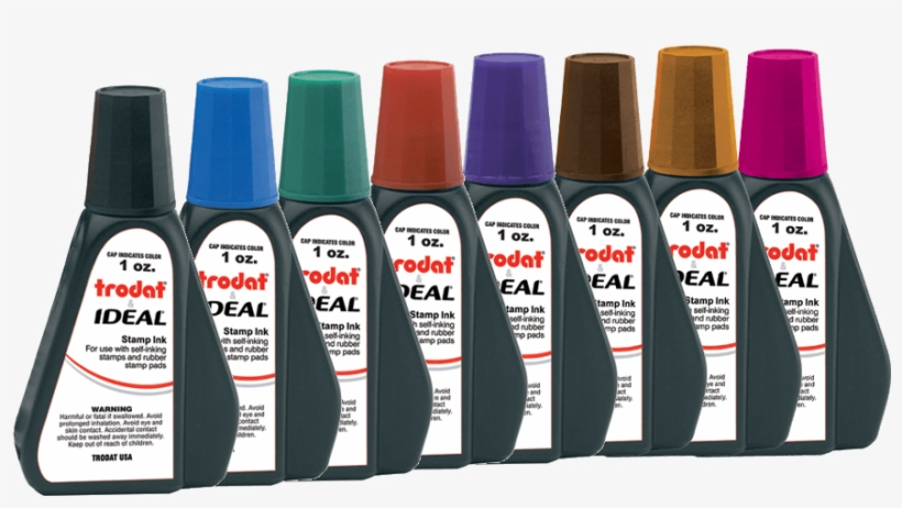 Ink Stamp Refill 1 Oz Self Inking