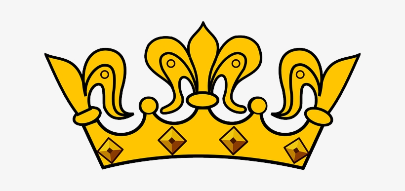 Golden Gold Crown Royalty Crowns